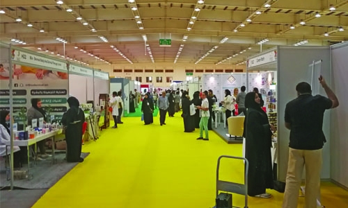 '8 in 1 expo' begins in Bahrain