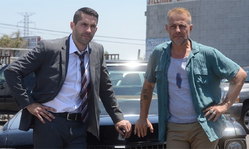 'The Debt Collector' is an interesting, yet messy showcase for Scott Adkins