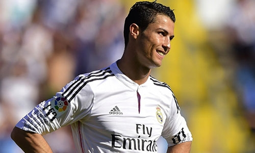 Ronaldo won't quit Real -- club boss