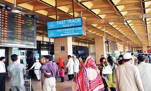 New rules for travel to Pakistan due to spread of Covid