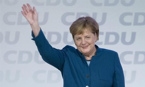 It doesn't matter who replaces Merkel
