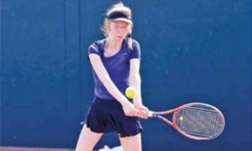 Endler-Trochu, Bartlett-Rook advance to doubles finals