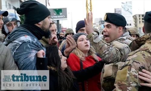 Technocrat govt without Hariri backed in Lebanon