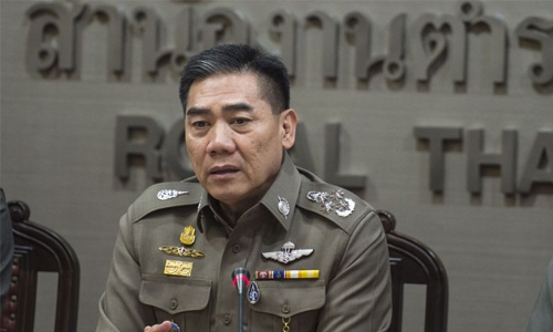Thai police arrest gang behind family massacre