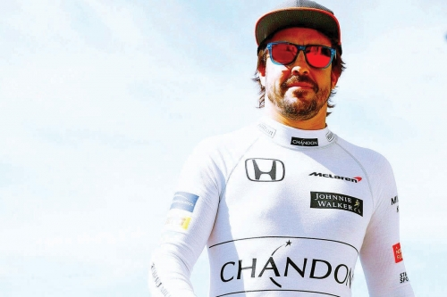 McLaren can 'forget' midfield rivals: Alonso