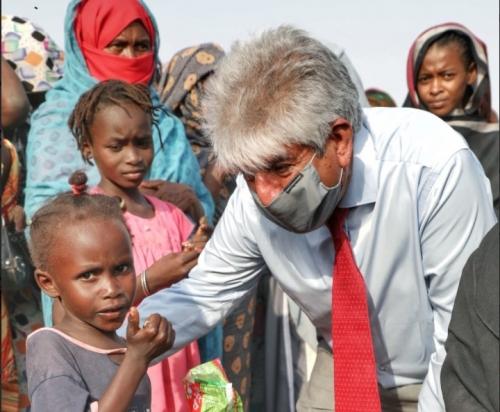 RHF secretary-general visits flood-hit areas in Sudan