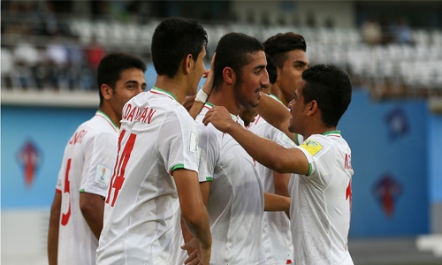 Iran defeats Mexico in a  pulsating  contest
