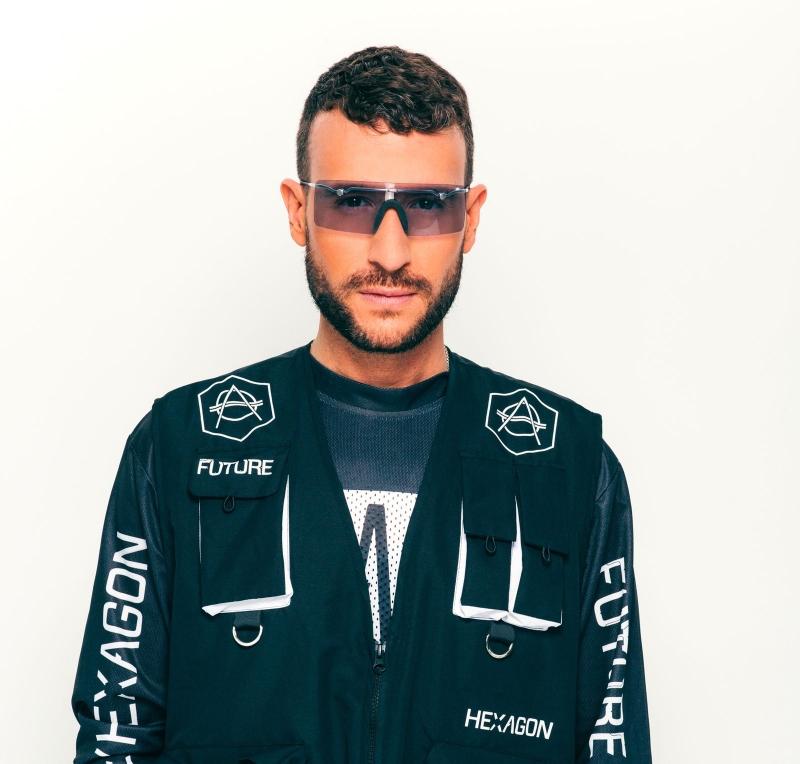 Dutch DJ Don Diablo to perform  live in Bahrain Grand Prix show