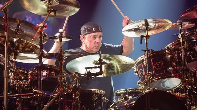 Neil Peart: Rush drummer dies aged 67