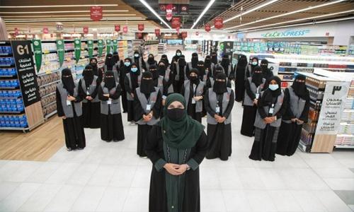 LuLu opens first women-led store in Saudi Arabia