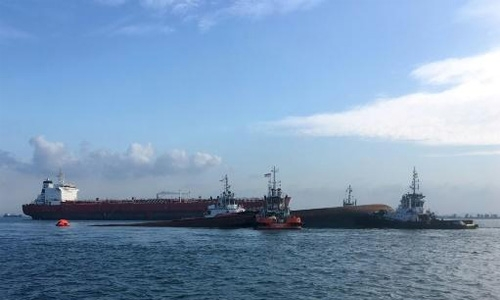 Two bodies recovered after boat collision off Singapore