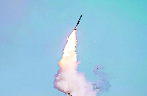 Missile or drone intercepted over Riyadh