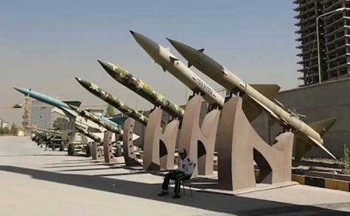 Iran says UN arms embargo lifted, allowing it to buy weapons