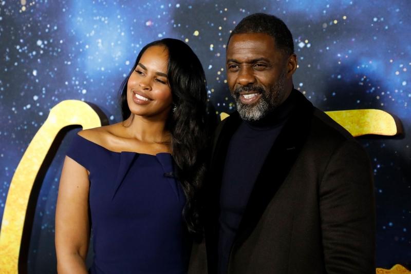A week after testing COVID-19 positive, Idris Elba, wife Sabrina feeling okay