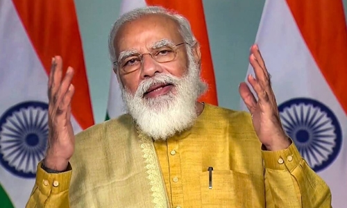 Prevent Afghanistan from becoming source of terrorism: Modi at G20 meet
