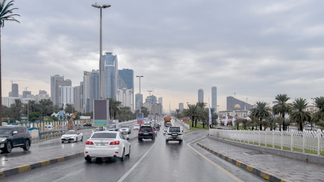 Dubai rain: 154 road accidents in 10 hours