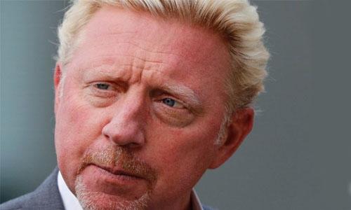 Becker named German federation 'head of tennis'