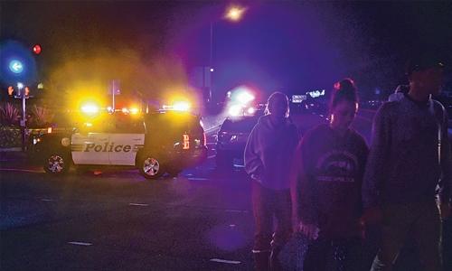 Gunman kills 12 in California music bar
