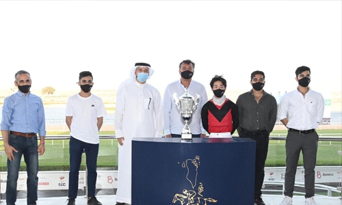 Nine Below Zero lifts KFH Cup