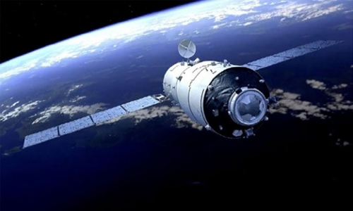 Tiangong 2 destroyed in controlled fall to earth