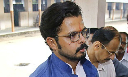 India bid to reinstate Sreesanth fixing ban