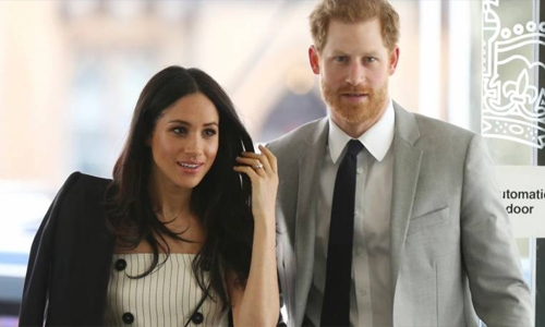Buckingham Palace of perpetuating falsehoods, says Meghan