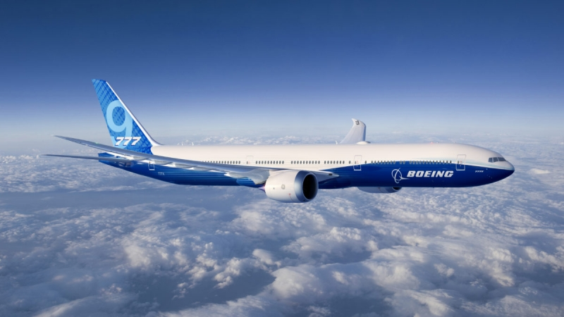Boeing suspends testing of 777X aircraft