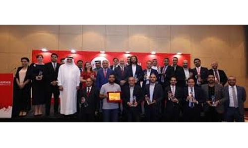 Tamkeen honours 'Bahrain Tech Awards 2018' winners