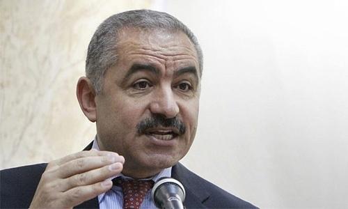 Abbas appoints Shtayyeh as PM