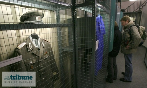Burglers hit East German secret police museum in Berlin