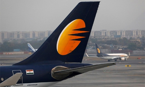 Lessors to India's troubled Jet Airways consider taking back