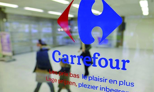 Carrefour's chicken blockchain to lay eggs
