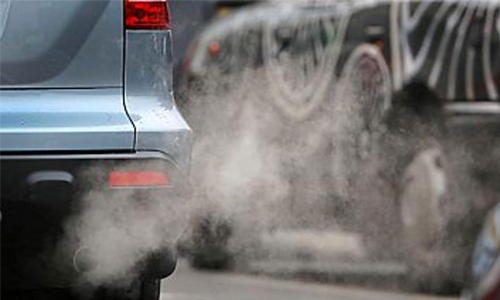London to tax old cars to combat air pollution