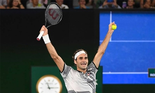 Federer climbs to sixth in rankings