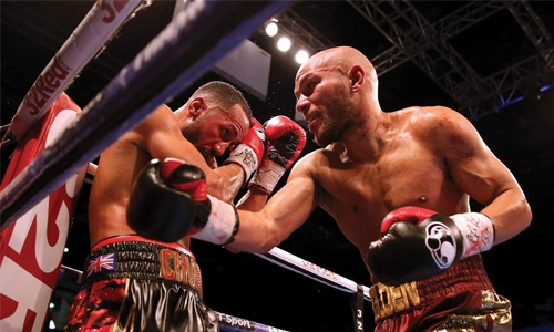 DeGale suffers shock defeat