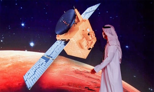 UAE becomes the first Arab country to reach Mars