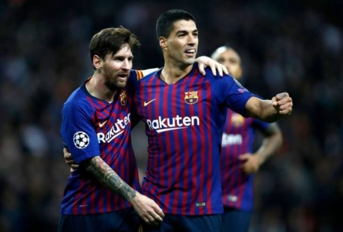 Messi lashes out at Barca over Suarez exit