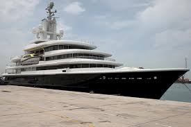 Dubai court rules against superyacht freeze order in divorce battle