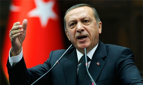 Erdogan to continue gas search off Cyprus