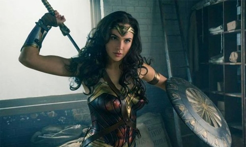 'Wonder Woman' was inspired by Princess Diana