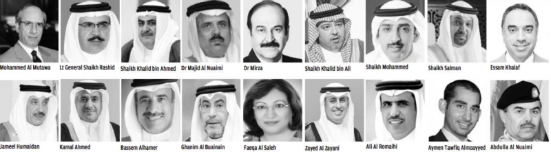 New Cabinet formed