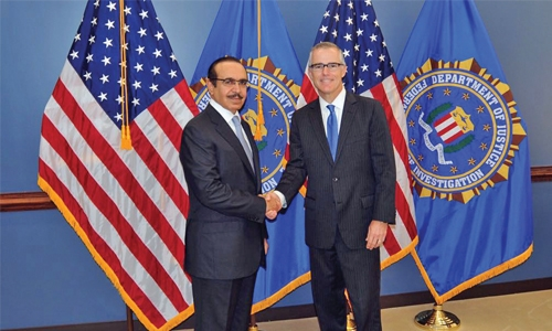 Bahrain, US for greater security ties