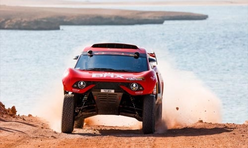 Roma hunting down fourth place after stage nine of Dakar Rally
