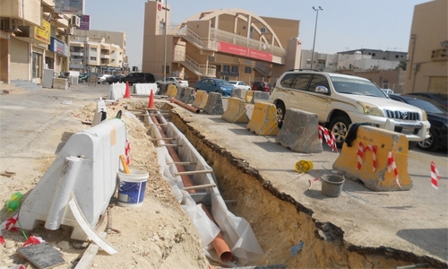 Focus on projects in Riffa