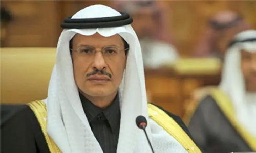 Saudi Prince Abdulaziz named energy minister, replacing Falih