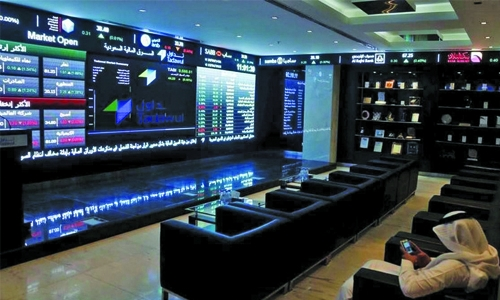 Saudi shares end lower on additional tax proposal