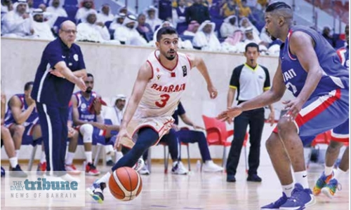 Bahrain fall to Kuwait in last second