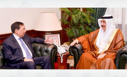 Bahrain-Philippines co-operation discussed