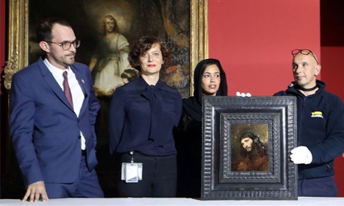 Louvre Abu Dhabi introduces Rembrandt and Vermeer