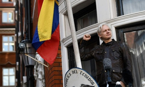 Assange claims victory after Sweden drops rape probe